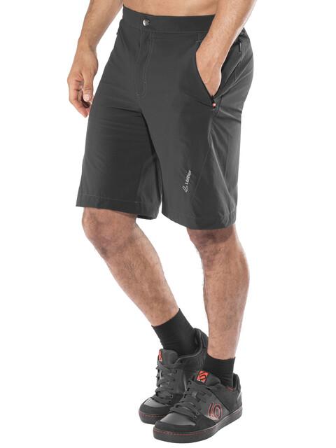 Löffler Comfort CSL Bike Shorts Herren schwarz